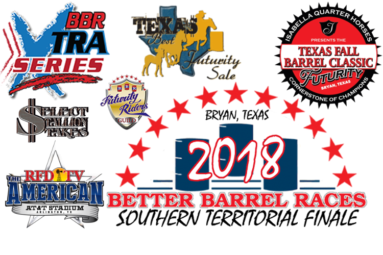 2018 BBR Southern Territorial Finale Logos